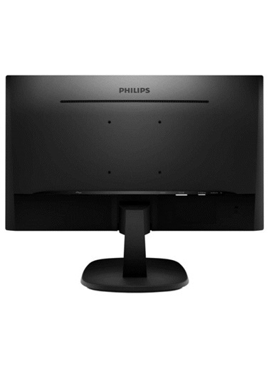 Philips 23.8 243V7QDAB-00 IPS 1920x1080 VGA DVI-D HDMI MM 5ms Siyah Siyah